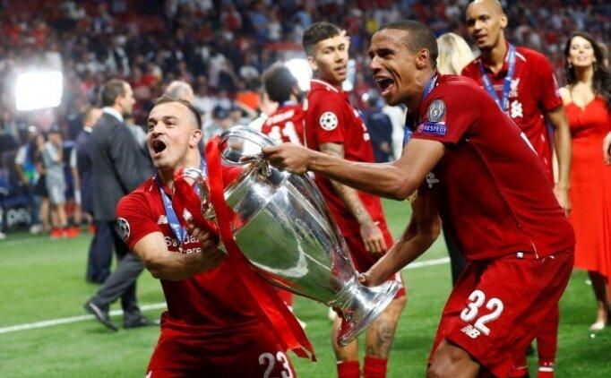 Xherdan Shaqiri: 'Liverpool'dan ayrılıyorum'