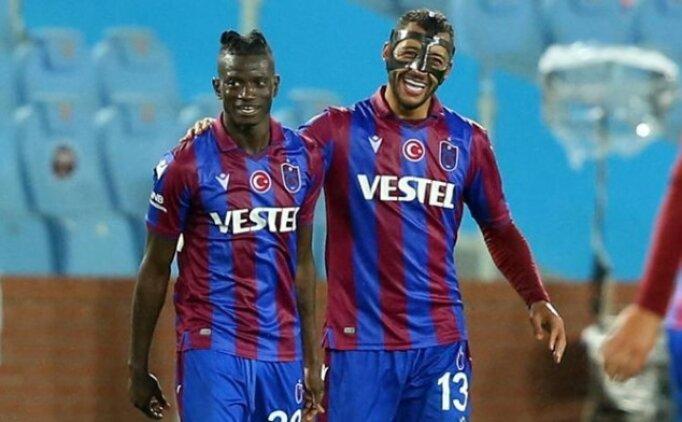 Trabzonspor, Edgar ve Hugo'yu satmıyor!