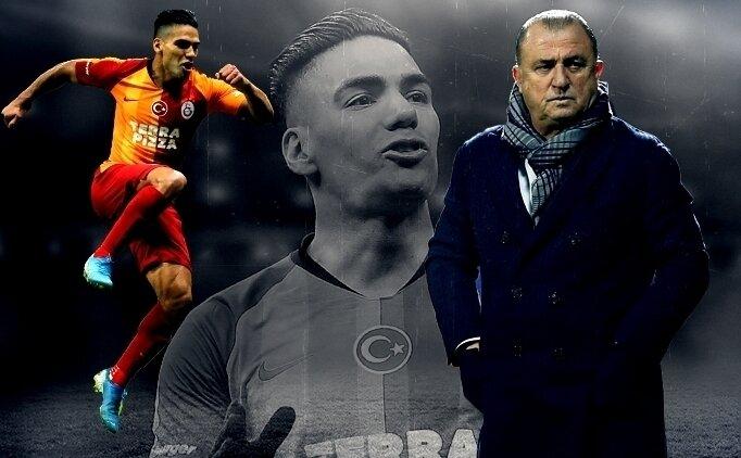 Radamel Falcao gelişmesi: 'Teklifi kabul et!'