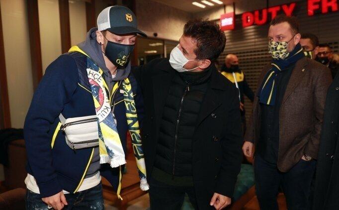 Mesut Özil transferi ne zaman açıklanacak? Mesut Özil Fenerbahçe'ye geldi mi? SON DAKİKA HABERİ