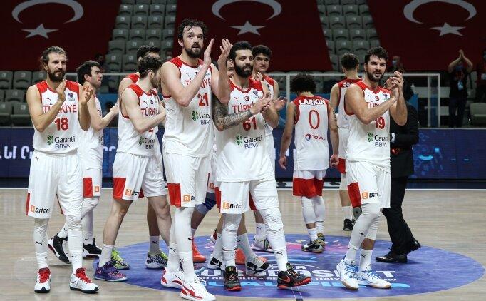 A Milli Basketbol Takımı'nın EuroBasket 2022 takvimi açıklandı