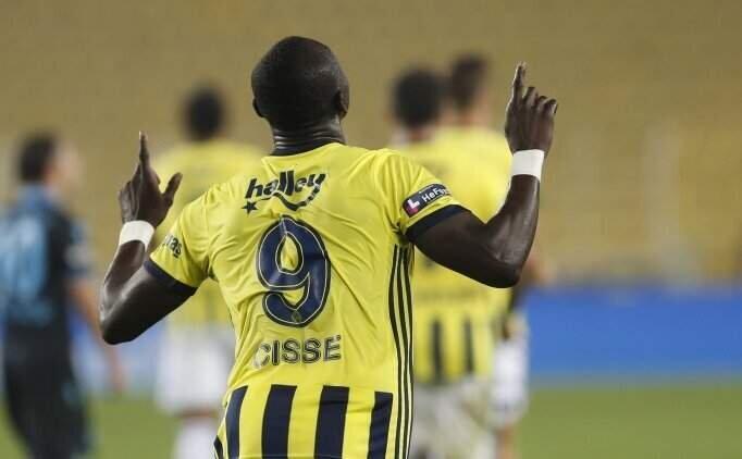 Papiss Cisse: 'Fenerbahçe şampiyon olabilir'