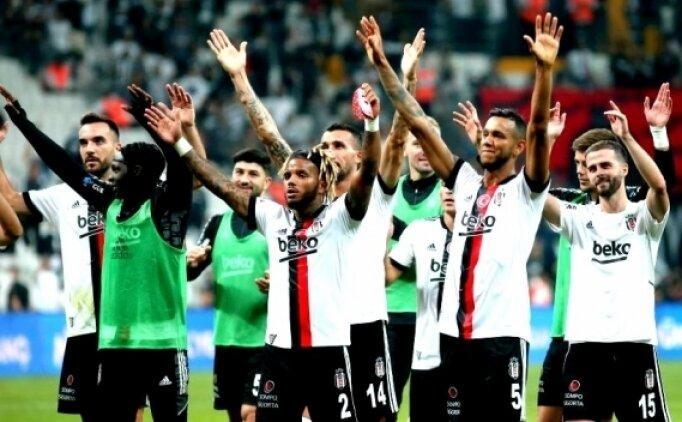 Beşiktaş - Adana Demirspor: İlk 11'ler