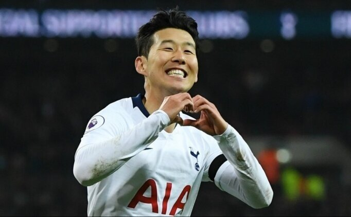 Tottenham, Heung-Min Son'un sözleşmesini yeniledi