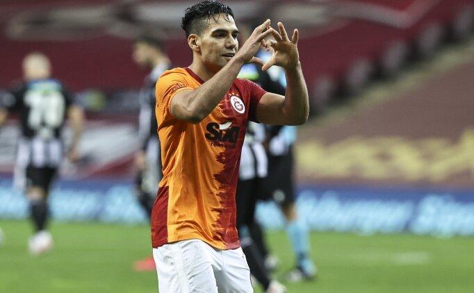 Radamel Falcao: 'Gelecek sezon daha güçlü olacağız'