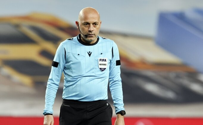 Cüneyt Çakır, EURO 2020'ye gidiyor