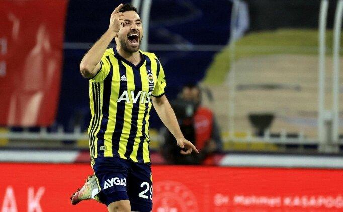 Fenerbahçe'de Sinan Gümüş şimdilik kalıcı