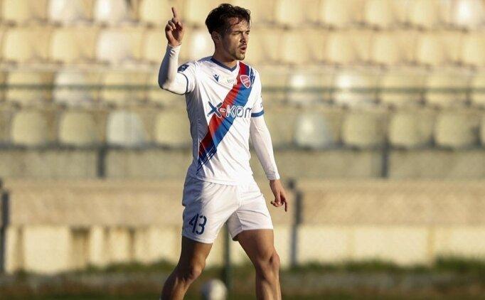 Göztepe, David Tijanic'i transfer etmek istiyor
