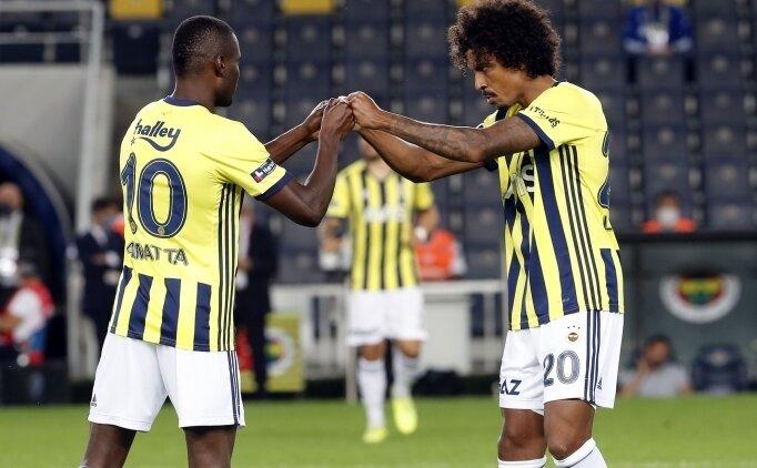 İlk 11'ler: Fenerbahçe - MKE Ankaragücü