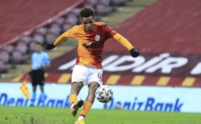 Gedson, Galatasaray'ı bekliyor!
