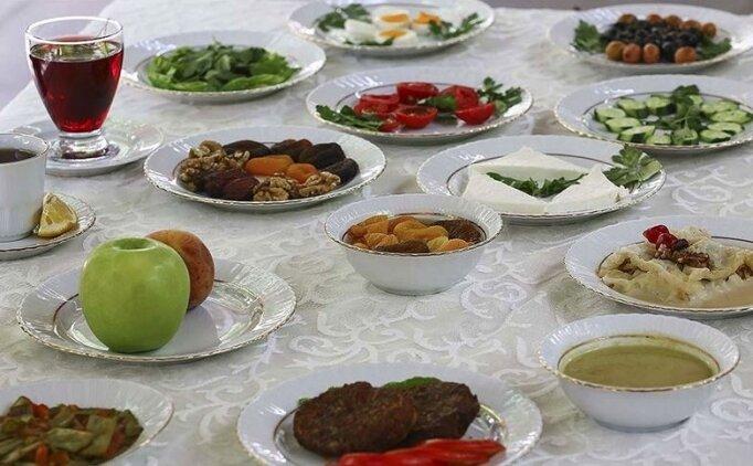 Nefis yemek tarifleri Ramazan menüsü