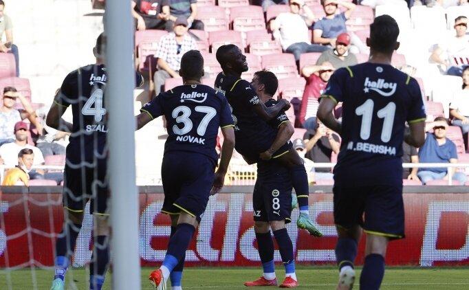 Deplasman kralı Fenerbahçe