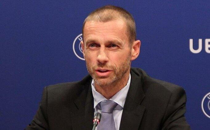 UEFA'dan Süper Lig kararı: Dava durdu!
