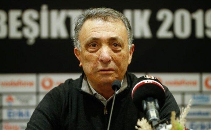 Beşiktaş'ta Ahmet Nur Çebi konuşma yapacak!