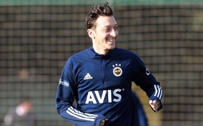Fenerbahçe'ye Mesut Özil ve Nazım Sangare müjdesi
