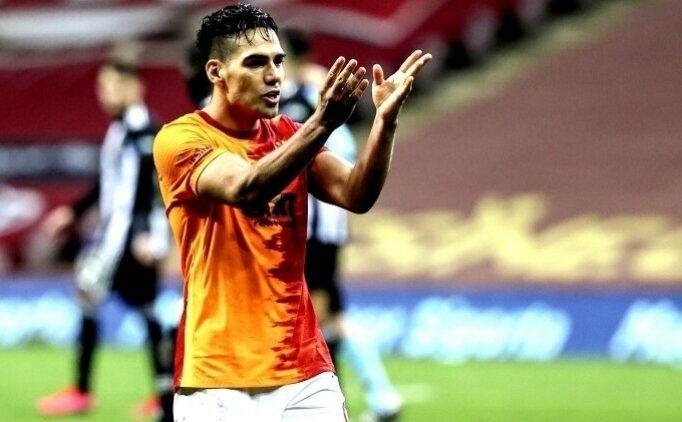 Falcao: 'Galatasaray'dan ayrılmak üzücüydü'