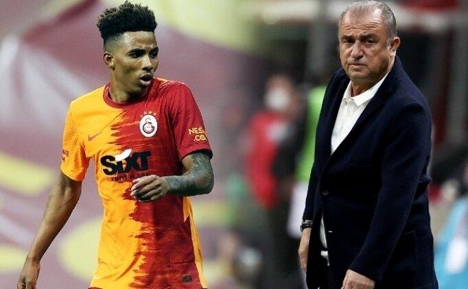 Fatih Terim: 'Gedson Türkiye'de Galatasaray'da oynar'