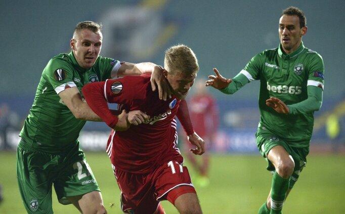 Trabzonspor'un hedefi Cornelius!