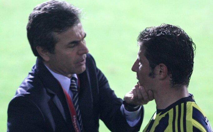 Emre Belözoğlu: 'Aykut Kocaman, Fenerbahçe efsanesidir'