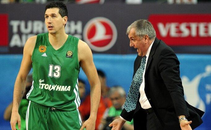 Dimitris Diamantidis: 'Obradovic'in dönmesi hayalimiz'
