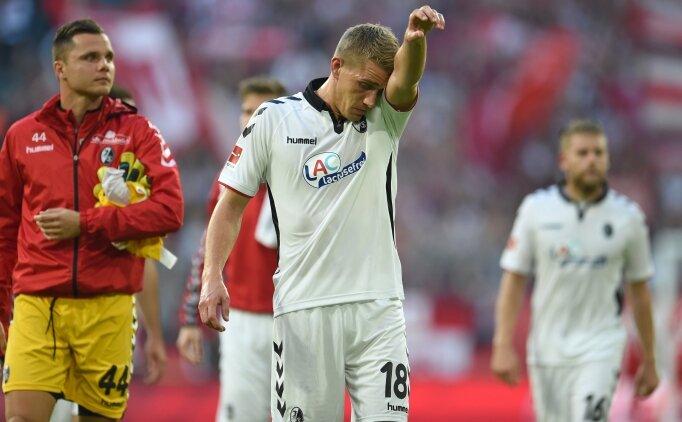 Trabzonspor'un hedefi Nils Petersen!