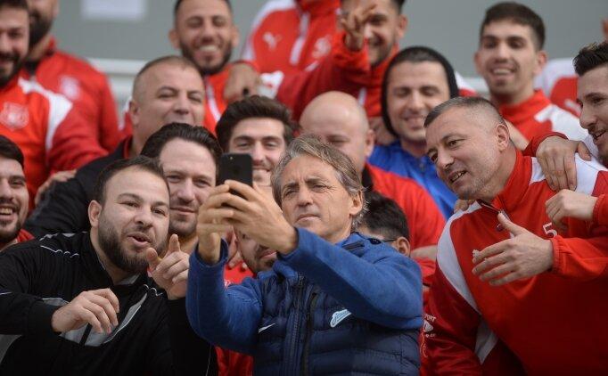 Mancini'den sürpriz hamle! Mektup yazdı...