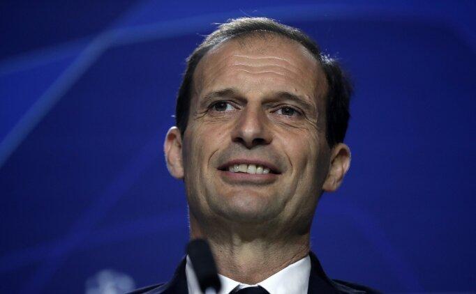 Juventus'ta acil durum planı: Allegri!