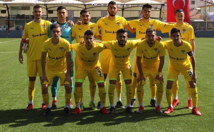 Manisaspor profesyonel liglere veda etti
