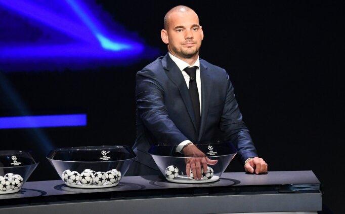 Wesley Sneijder, futbol dünyasına dönüyor!