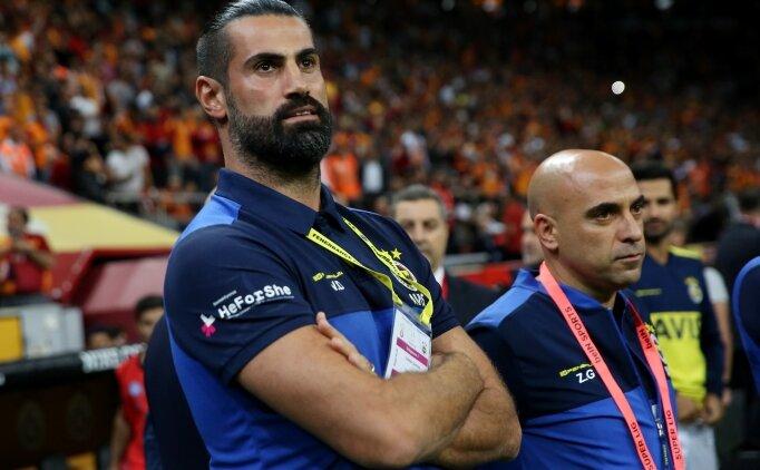 Volkan Demirel'e teknik direktörlük teklifi