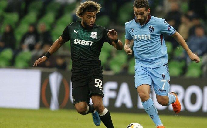 Galatasaray'da Vilhena transferi Babel'den döndü