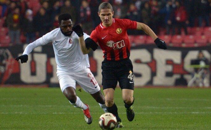 Eskişehirspor'dan Mehmet Özcan için resmi açıklama