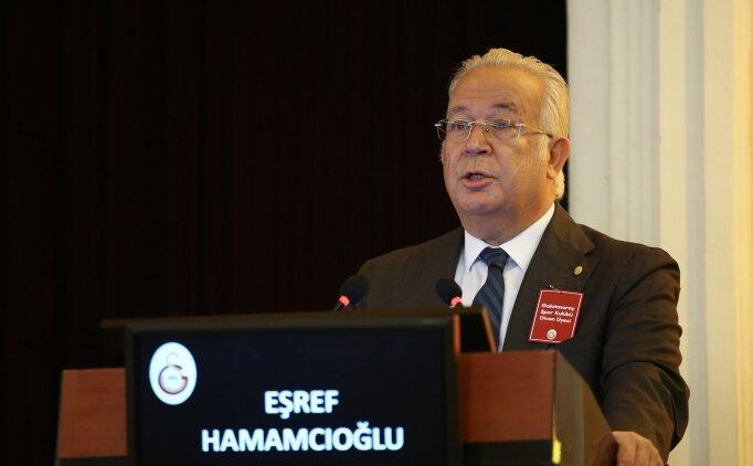 Eşref Hamamcıoğlu: 'Keşke Mustafa Cengiz de aday olsaydı'