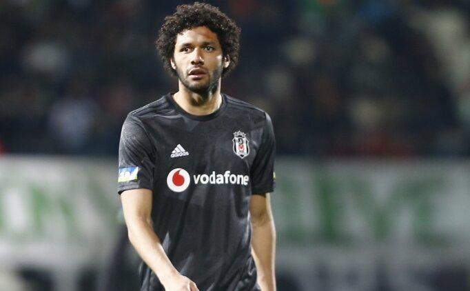 D'Avila, Elneny'i Galatasaray'a önerdi