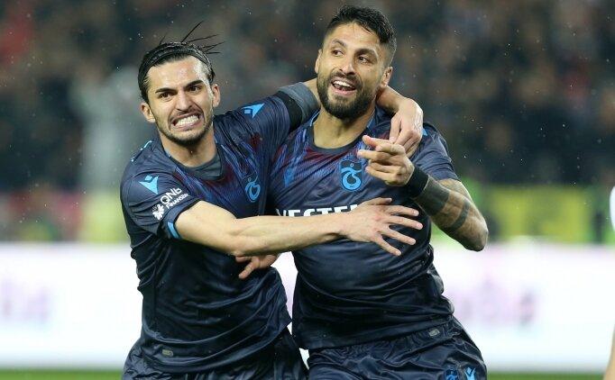 Bu kez Alanyaspor, Trabzonspor'dan istiyor