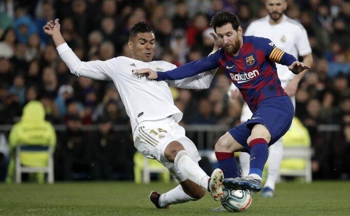 La Liga'nın unutulmazları, El Clasico'yu değerlendirdi