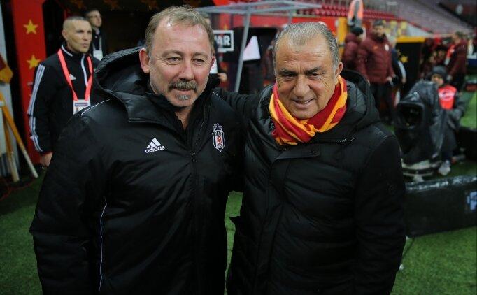 Derbide ilk 11'ler: Galatasaray - Beşiktaş