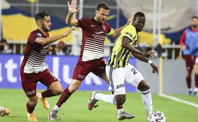 Hatayspor - Fenerbahçe: İlk 11'ler