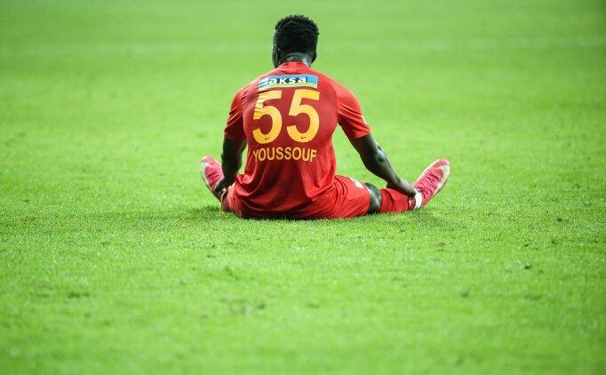 Galatasaray'dan Youssouf'a para + takas