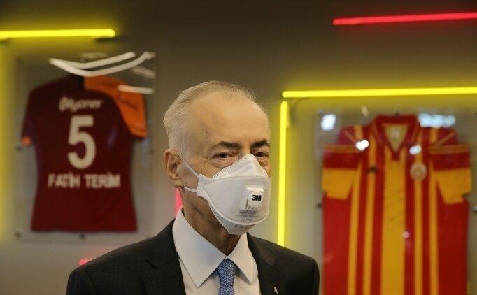 Mustafa Cengiz'den Fenerbahçe'ye olay cevaplar
