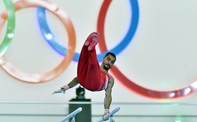 Olimpiyat tarihimizde bir ilk: Ferhat Arıcan!