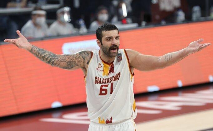 Galatasaray'ın konuğu Dinamo Sassari