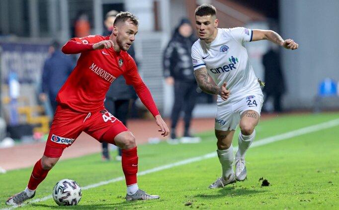 Beşiktaş'tan Alexandru Maxim için transfer hamlesi