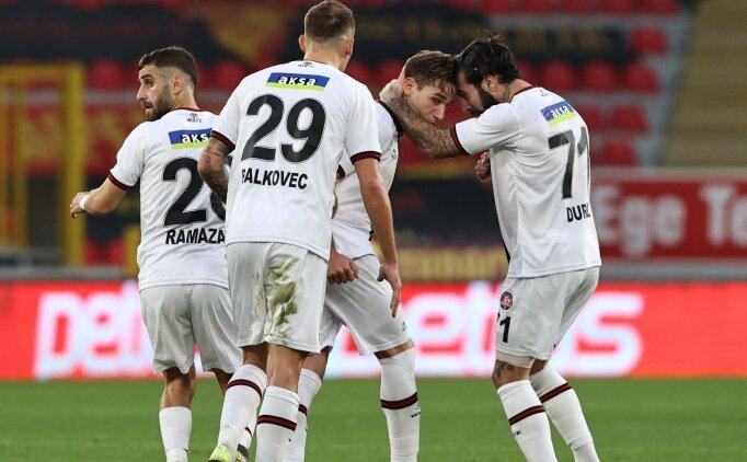 Karagümrük'te Galatasaray maçı öncesi Borini ve Biglia pozitif