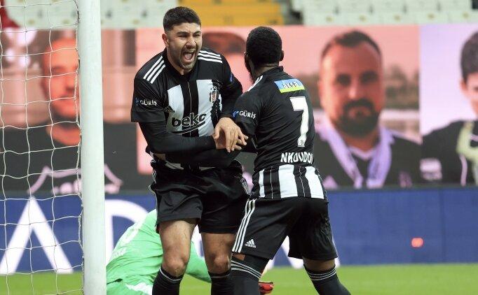 Beşiktaş'ta Sergen Yalçın'ın jokeri Güven