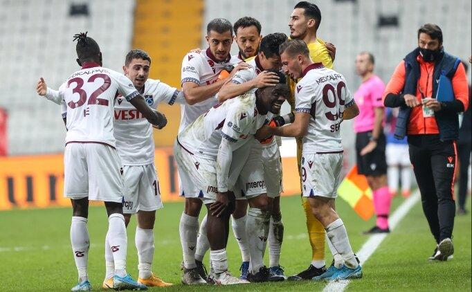 Trabzonspor - Göztepe: 11'ler
