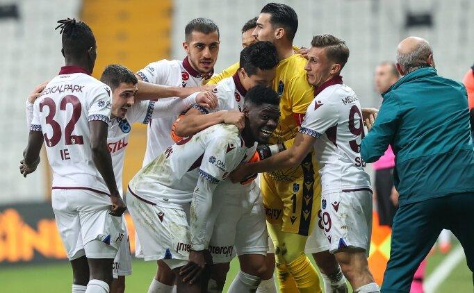 Gençlerbirliği - Trabzonspor: İlk 11'ler