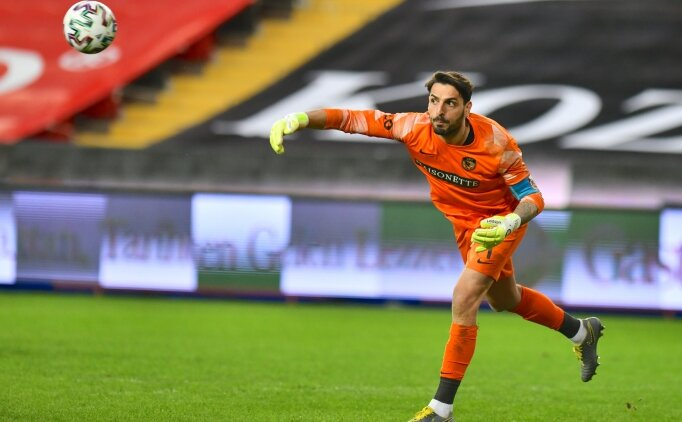 Gaziantep FK'da Günay Güvenç şoku