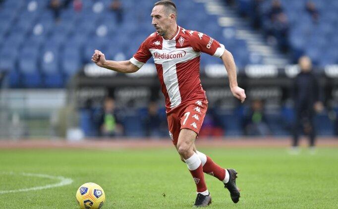 Ribery'nin adresi netleşti; yine Serie A