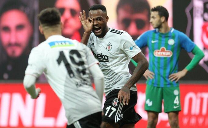 Beşiktaş - Çaykur Rizespor: İlk 11'ler